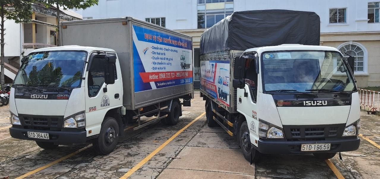 Dịch vụ cho thuê xe tải chở hàng đi tỉnh giá rẻ