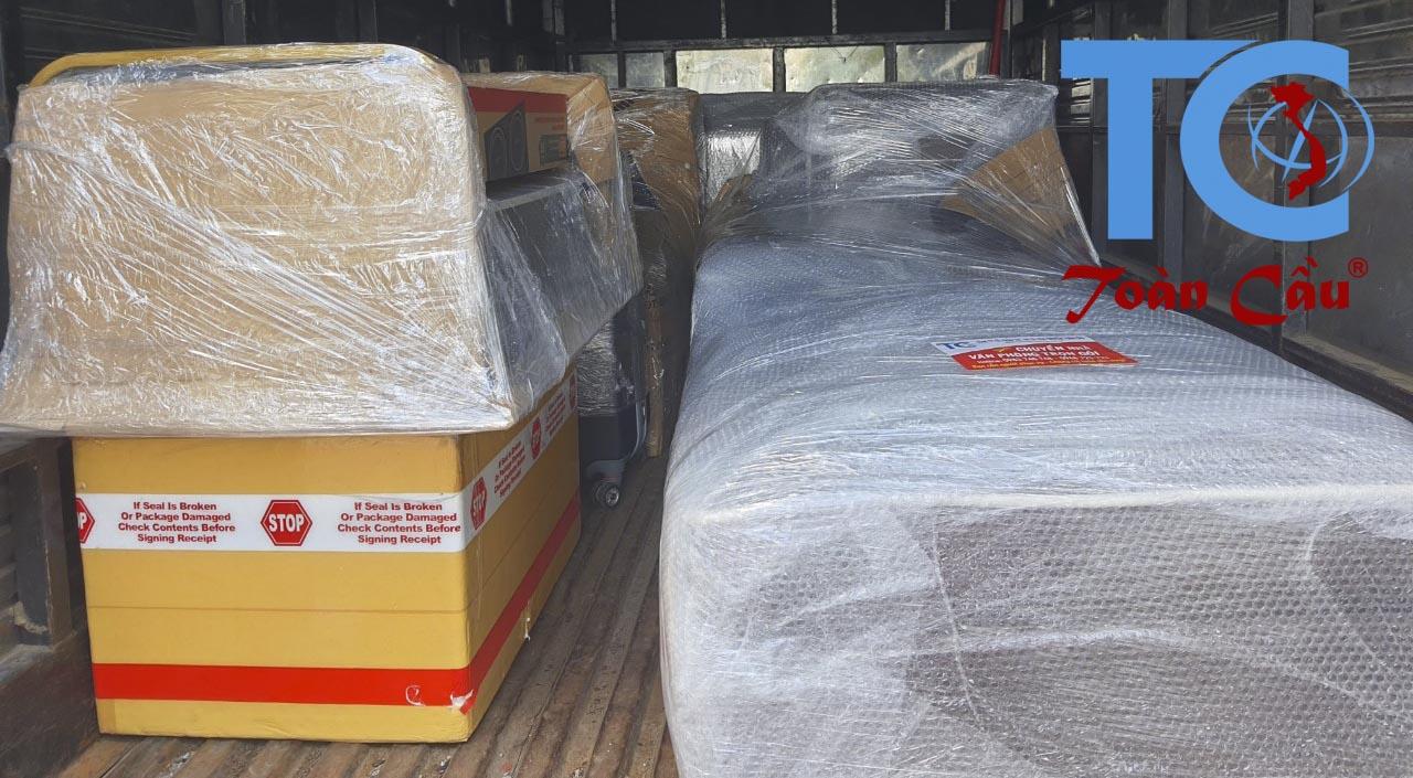 Dịch vụ chuyển nhà trọn gói Bắn Nam